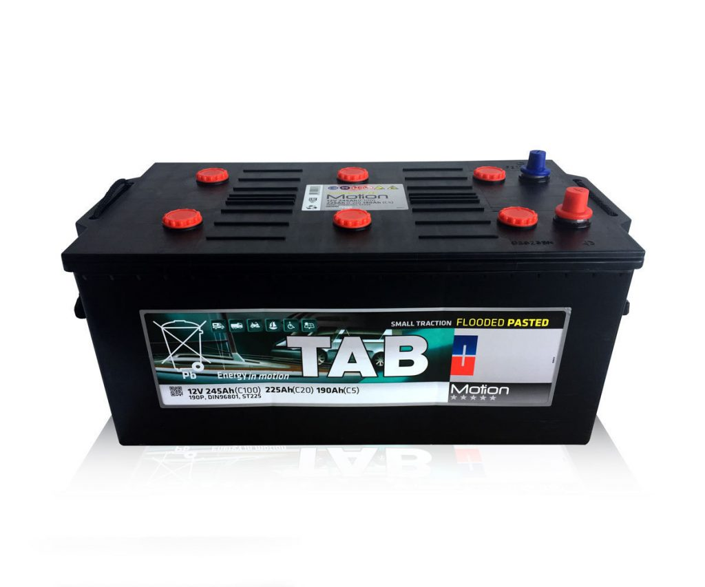 bateria solar
